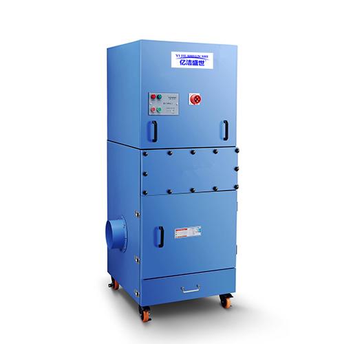 广饶380V电动振尘型工业除尘器