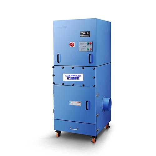 广饶380V脉冲反吹型工业除尘器