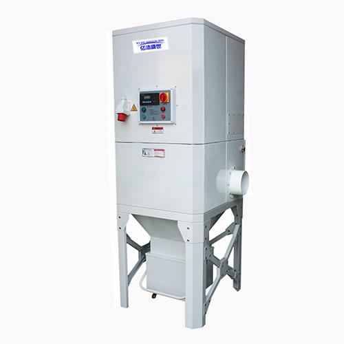 380V新型脉冲反吹单机除尘器