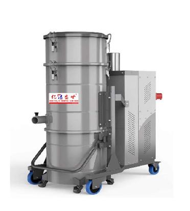 大型自动脉冲反吹型工业吸尘器YTFC系列