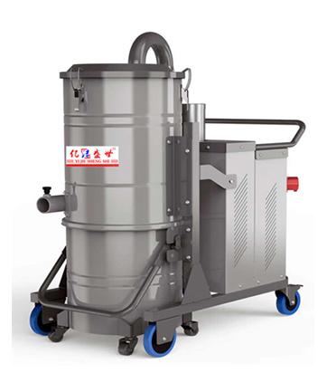 淄博电子振尘清灰型工业吸尘器YJ100BD系列