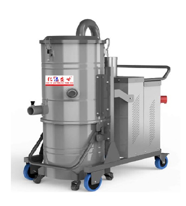 德州手动振尘清灰型工业吸尘器YJ100BS系列