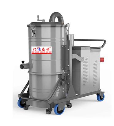 广饶手摇清灰型工业吸尘器YJ100BY系列
