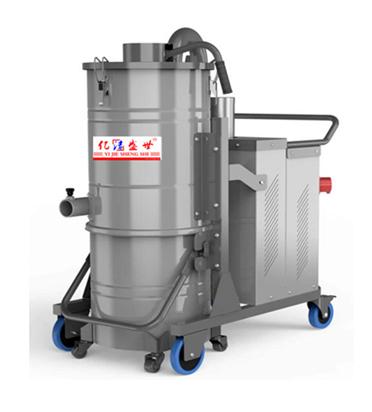 德州手动反吹清灰型工业吸尘器YJ100BF系列