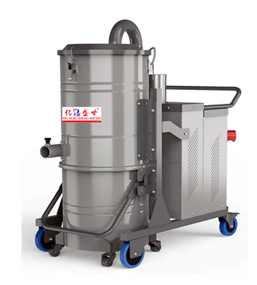 德州电子振尘清灰型工业吸尘器YJ70BD系列