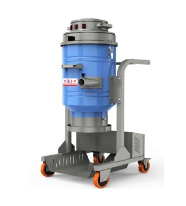 广饶220V套袋型工业吸尘器YJ3600TT