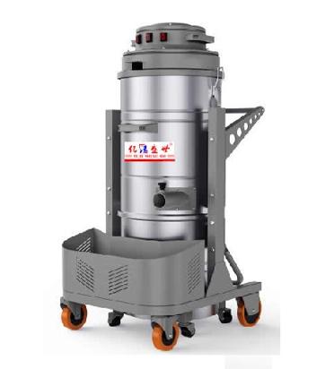 广饶220V手动/电动振尘型工业吸尘器YJ3600T
