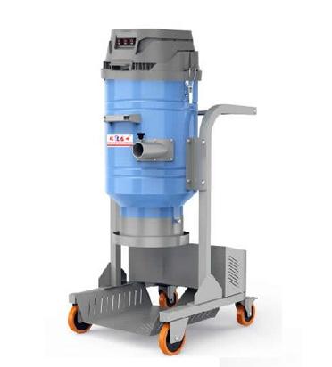 广饶220V套袋式工业吸尘器YJ3600AT