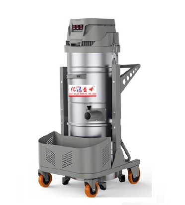 广饶手动反吹清灰型工业吸尘器YJ3600A